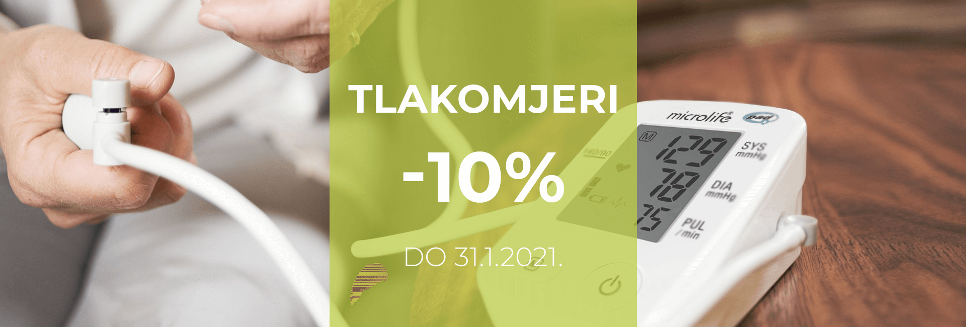tlakomjeri -10%