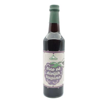 Kupinovo vino 700ml beladona
