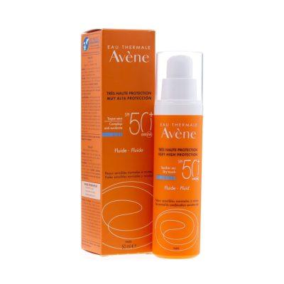 Avene sun fluid 50+ 50ml