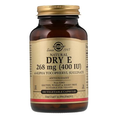 Solgar vitamin e tbl a 50