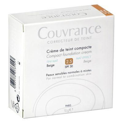 Avene kompaktni puder-mat učinak 2.5 10g