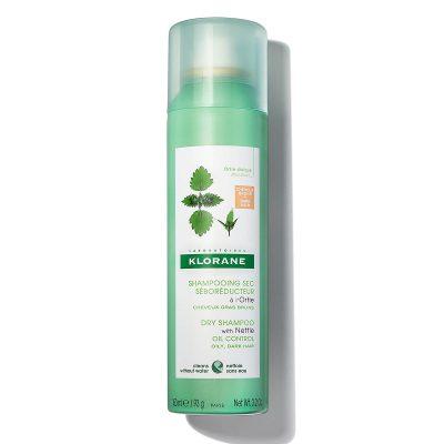 Klorane šampon za suho pranje kopriva tonirani 150ml