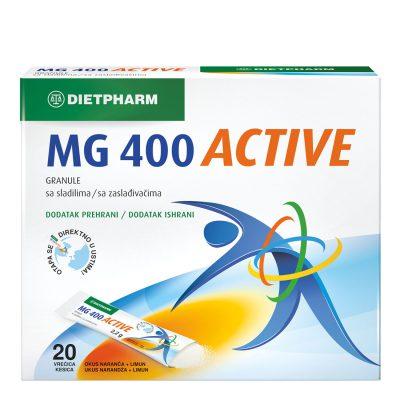 Magnezij 400 active a20