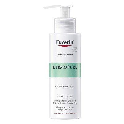 Eucerin dermopure gel za čišćenje lica 400ml