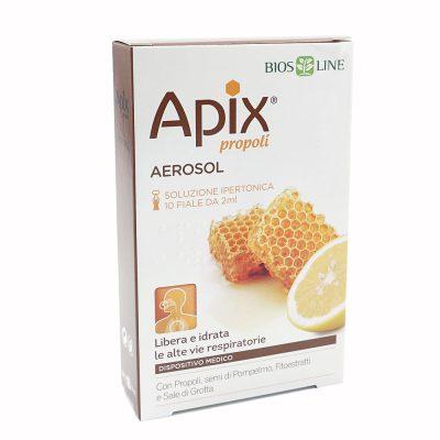 Apix aerosol ampule za inhalaciju a 10