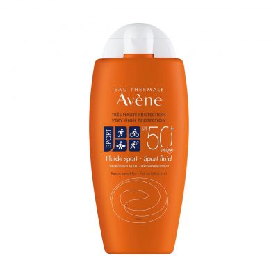 Avene sun sport fluid spf50+ 100ml