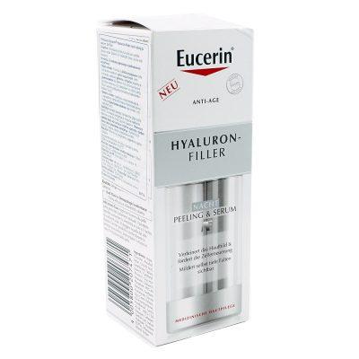 Eucerin hyaluron filler noćni piling 2x15ml