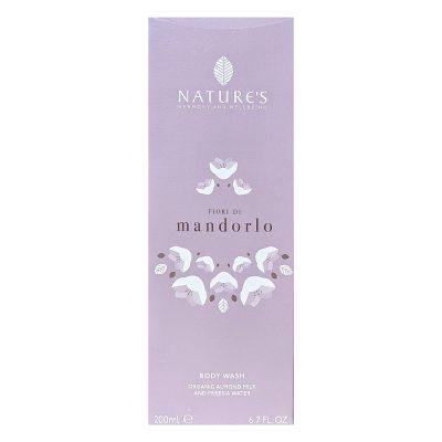 Natures mandorlo gel za tuširanje 200ml