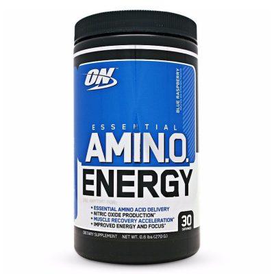On amino energy blueberry 270g