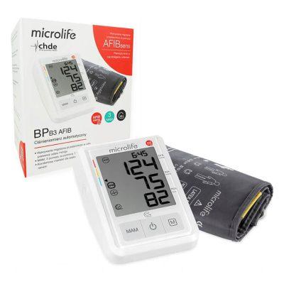 Microlife tlakomjer bpb3 afib