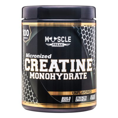 Muscle freak creatine monohydrate 300g