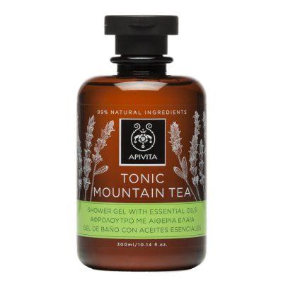 Apivita mountain tea gel za tuširanje 250ml