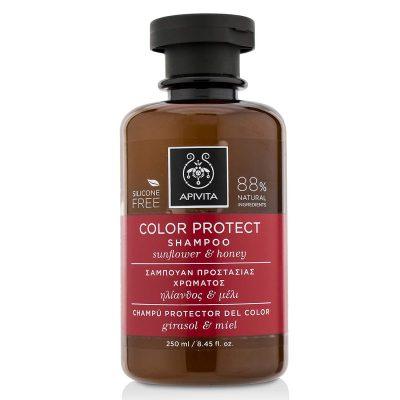 Apivita šampon za obojanu kosu 250ml