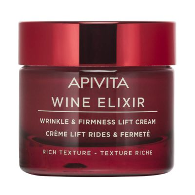 Apivita wine elixir rich hidratantna krema 50ml