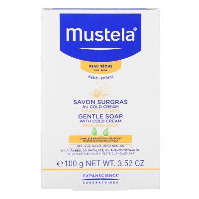 Mustela nježni sapun 100g