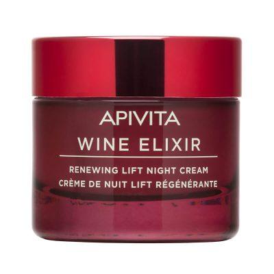 Apivita wine elixir noćna krema 50ml