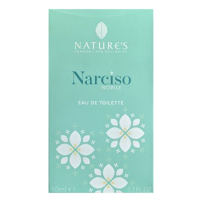 Natures narciso edt 50ml