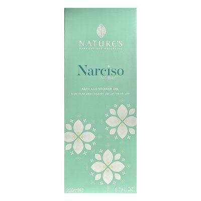 Natures narciso gel za tuširanje 200ml