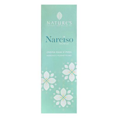 Natures narciso krema za ruke i stopala 75ml