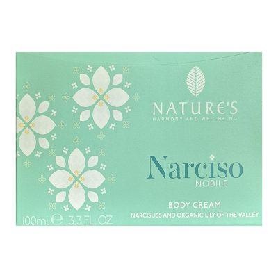 Natures narciso krema za tijelo 100ml