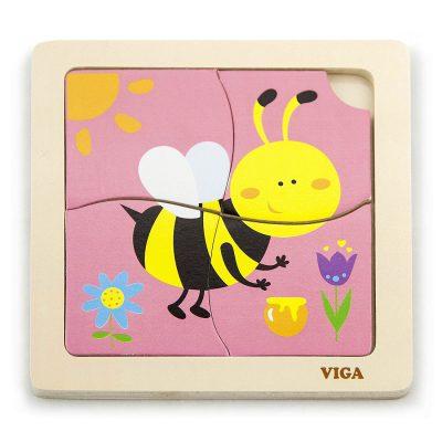Viga puzle pčela