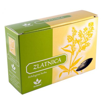 Suban zlatnica čaj 40g