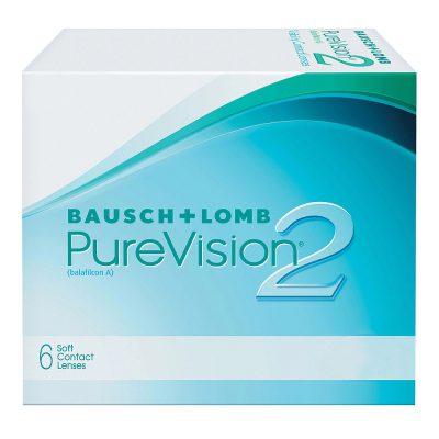 Purevision 2 kontaktne leće a 6kom