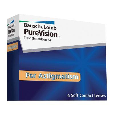 Purevison toric kontaktne leće a 6kom