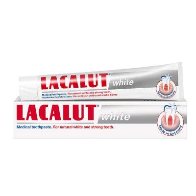 Lacalut white zubna pasta 75ml