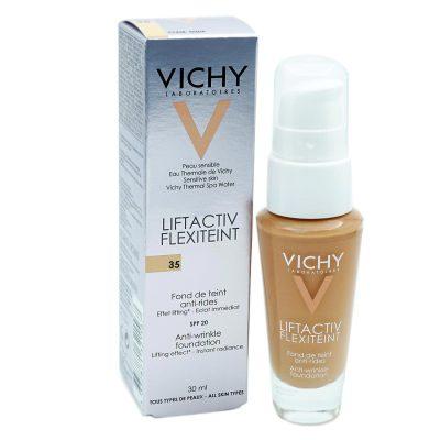 Vichy flexilift teint tekući puder pr bora sand 35
