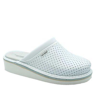 Bio soft papuča 601 bijela