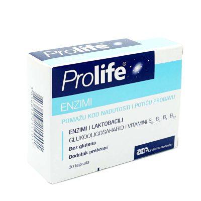 Prolife enzimi cps. a 30kom