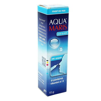 Aqua maris mast za nos 10g