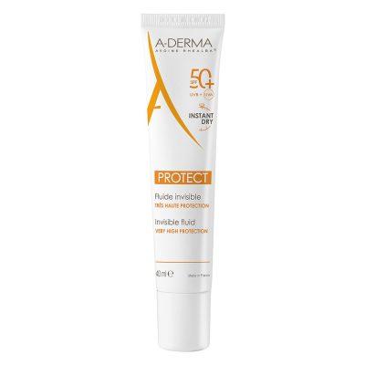 Aderma protect fluid 50+ 40ml