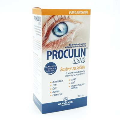 Proculin lens 100 ml