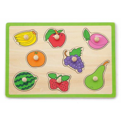 Viga puzzle flat voće 50020