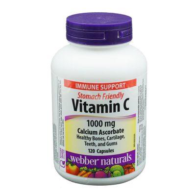 Vitamin c 1000 cap a 120 wb
