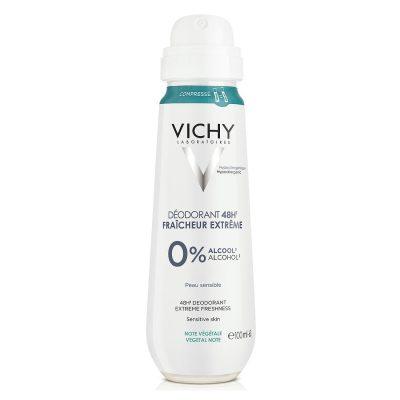 Vichy deo sprej izuzetna svježina 100ml