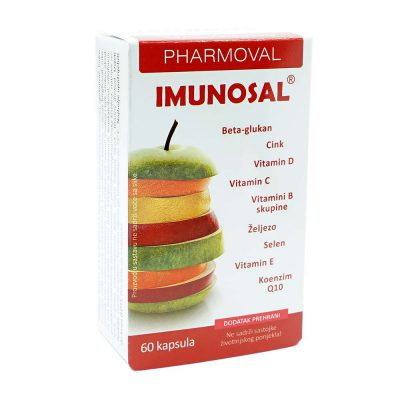 Imunosal cps a60