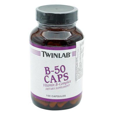 Twinlab b-50 cps a100