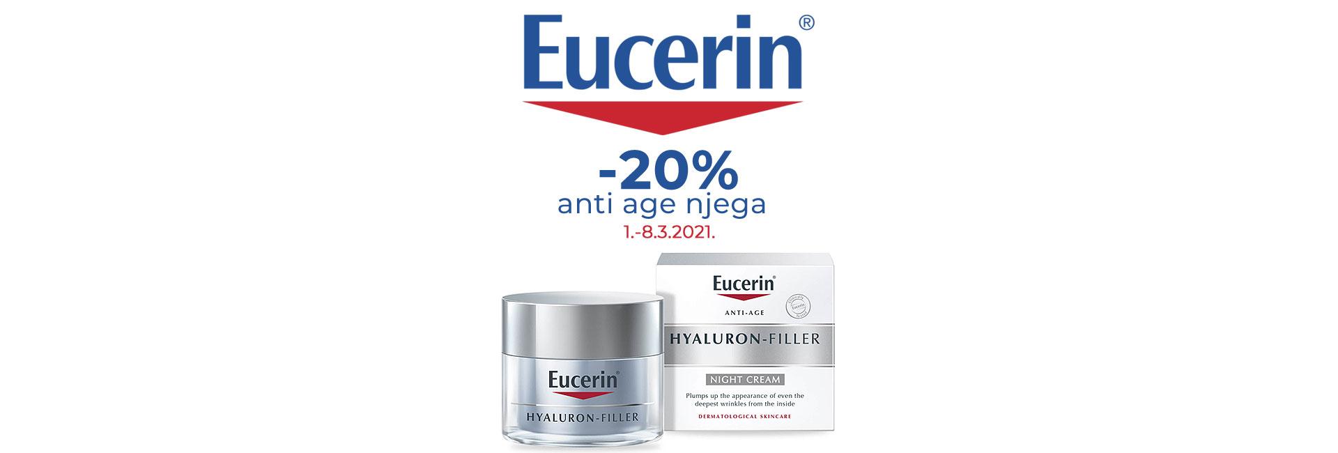 eucerin -20% 1.-8.3.2021.