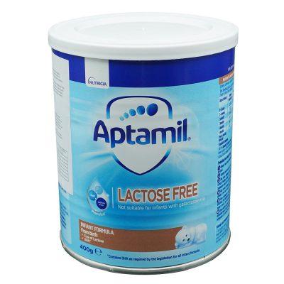 Aptamil lactose free 400g