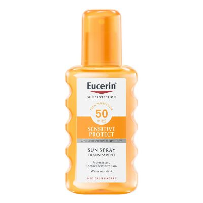 Eucerin sun sprej 50+ 200ml