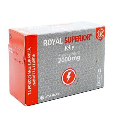 Royal superior yelly boc.10x2g