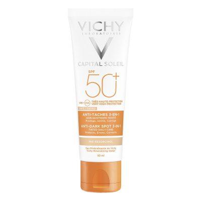 Vichy tonirana protiv mrlja spf50 50ml