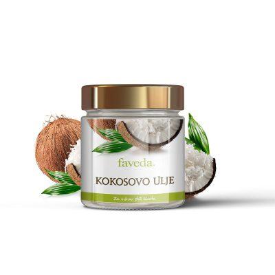 Kokosovo ulje 170g
