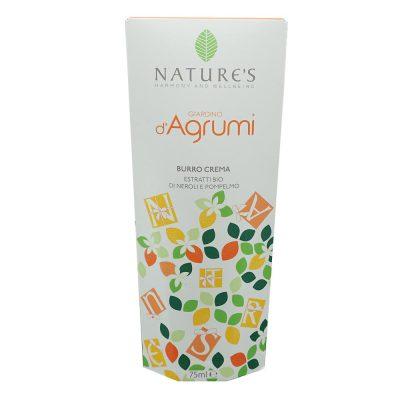 Natures agrumi maslac za tijelo 75ml