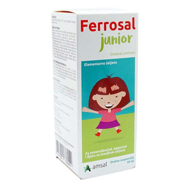 Ferrosal junior sirup