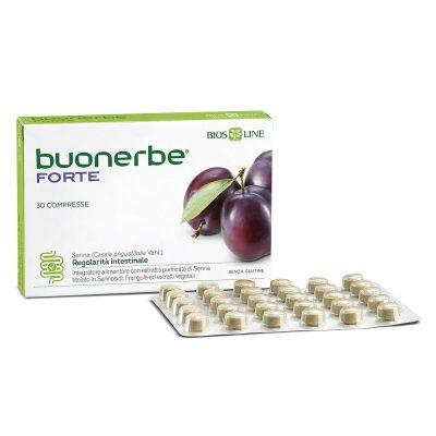 Biosline buonerbe forte cps a 30