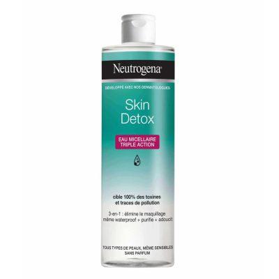 Ntr skin detox micelarna 3u1 400ml